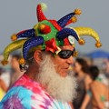 Colorful Beach Jester