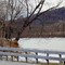 Susquehanna River seen from Hickories entrance