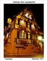 Auberge Zum Loejelgucker, Traenheim, Alsace (F)