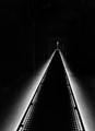 Light in dark space