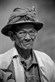 Old Cambodian Man