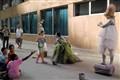 Mimes in Havana