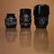 Minolta 100mm and Samsung Zooms