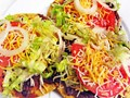 Tostadas Close-up