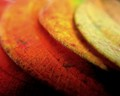 Orange degradé