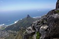 From top of Yable Mountain Cape Town