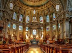 Notre Dame des sept douleurs, Montreal