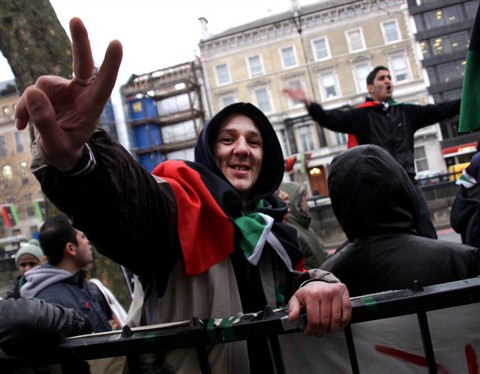 Libyan @ Hyde Park