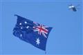 Australia Day 2010 our flag