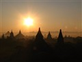 Morning at Bagan, Myanmar