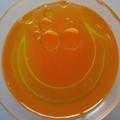 Oil on Orange Juice