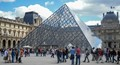 Louvre Entry