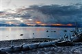 Dawn at Yellowstone Lake