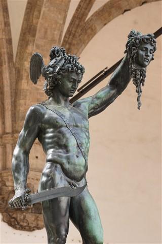 Perseo di Benvenuto Cellini