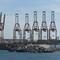 "Marine  ""Giraffes"", Valencia Harbour"