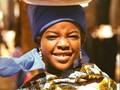 A girl at the market, Katsina, Nigeria