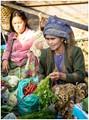 Market in Takilek / Myanmar