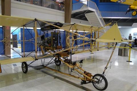 US Navy biplane