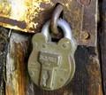 Old English Lock