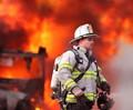 NJ Truck Fire