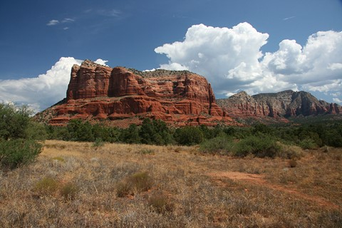 Sedona red rocks, Arizona