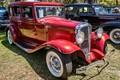 1932 Red Studebaker-9976