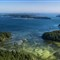 Tofino coastal air view