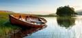 Boat on Loch Awe