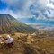 Memory with Mount Bromo
