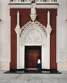 Entrance Symmetry