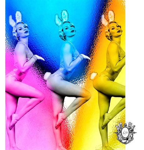 My Easter Bunny-By Hera Bell-Montreal-Glamour-Portrait-Studio
