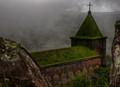 bokor church...