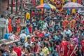 Dashain Festival, Durbar Square, Kathmandu