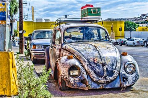 HDR VW
