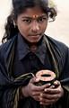 Young Ayyappa devotee...