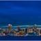 Blue Hour Auckland Skyline