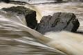 At Montana Falls