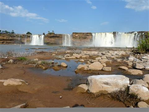 Chitrakote water Falls