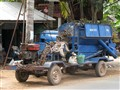 Farm truck/tractor/machine - Cambodia; Angkor District