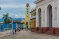 city of Trinidad Cuba