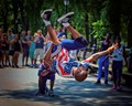 Upside-down-in-Central-Park