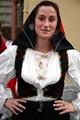 Sardinian costume