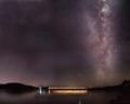 Bethanga Bridge at night 2a