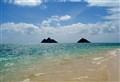 Lanikai Beach Kailua Oahu, Hawaii