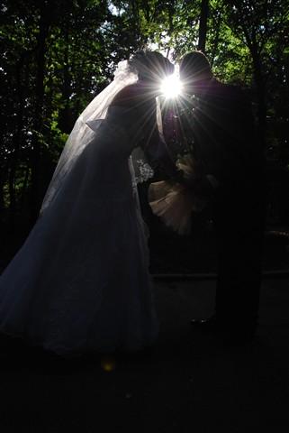 kiss from sun