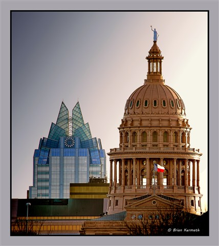 Old and New in Austin