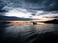 Norway Midnight Sun (almost)