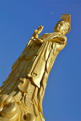 Celestial Goddess, Kwan Yin