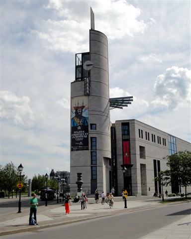 Pointe-à-Callière Museum