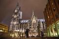 Rain in Cologne